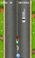 Screenshot of Bike Race