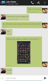 Sliding Messaging Pro Screenshot 4