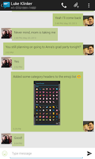 Sliding Messaging Pro - screenshot thumbnail