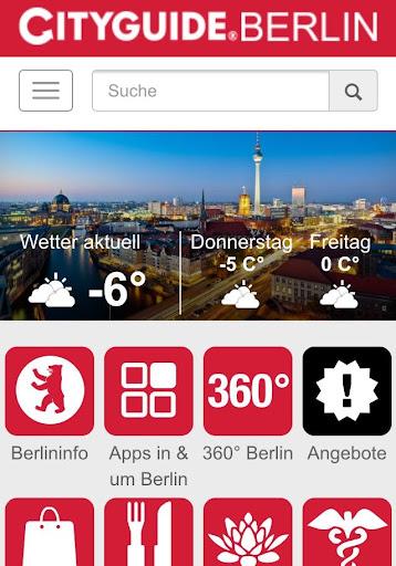 Berlin die Hauptstadt-App