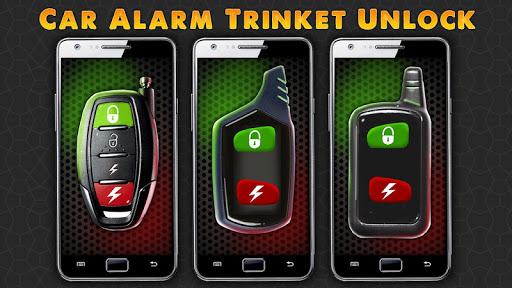 【免費模擬App】Car Alarm Trinket Unlock-APP點子