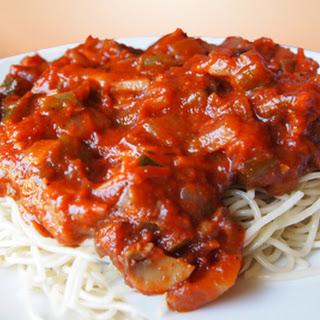 Very Veggie Spaghetti Sauce