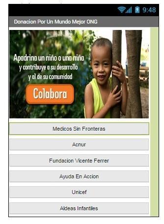 Donacion Por una Buena Causa