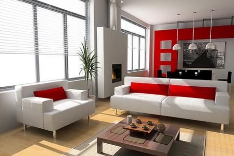 Living Room Decorating Ideas Screenshot