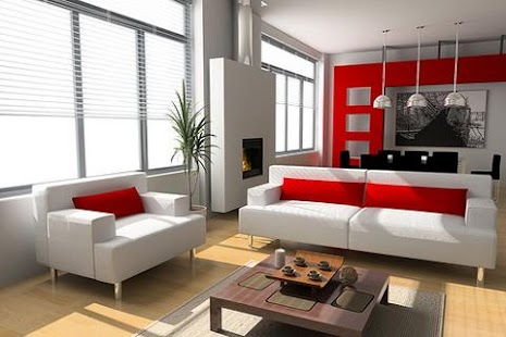 Living Room Decorating Ideas - screenshot thumbnail