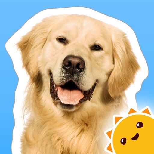 Touch Look Listen- First Words 教育 App LOGO-硬是要APP
