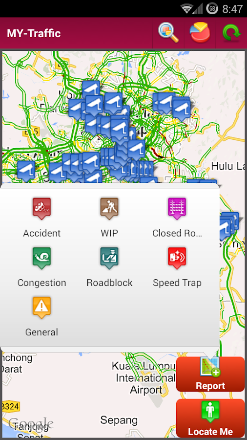 MY-Traffic- screenshot