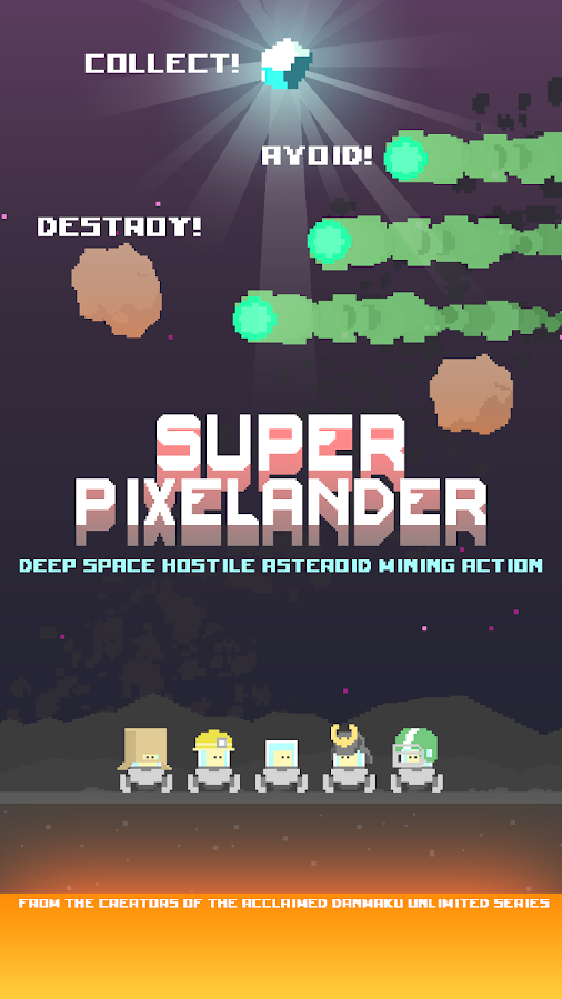 Super Pixelander- screenshot