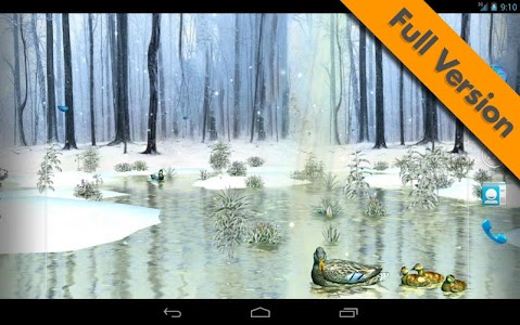 Ducks 3D Live Wallpaper FREE screenshot 19