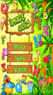 English Image Quiz For Kids - screenshot