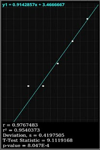 Graphing Calculator - MathPac+ - screenshot thumbnail