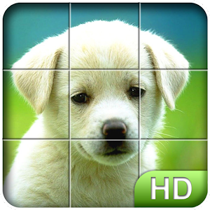 Tile Puzzle: Cute Puppies for PC and MAC