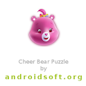 Cheer Bear Puzzle logo