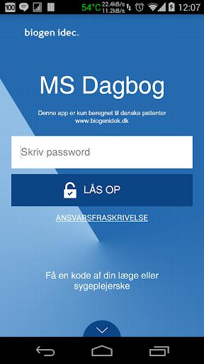 MS Dagbog