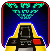 Galaxy Invader 1000 Retro Game