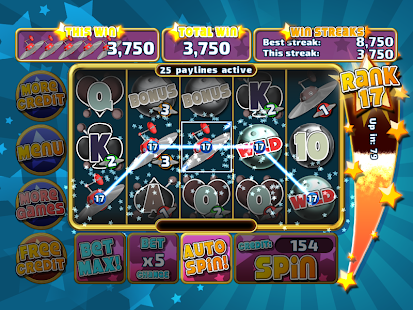 Astro Invaders Slots- screenshot thumbnail