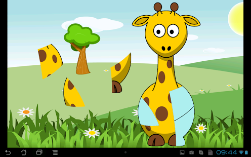 33 Animal puzzles for toddlers- screenshot thumbnail