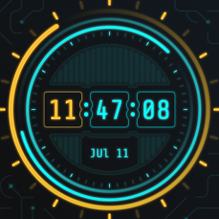 Chron Watch Face Screenshot 4