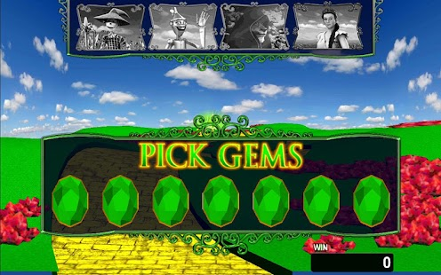 Wonderful Wizard of Oz Slot- screenshot thumbnail