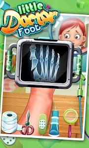 Little Foot Doctor- kids games v1.0.2