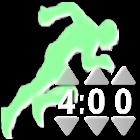 Runner's Calculator icon