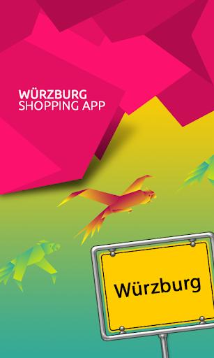 Würzburg Shopping App