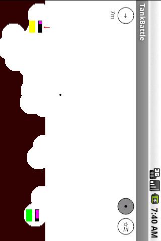 TankBattle- screenshot