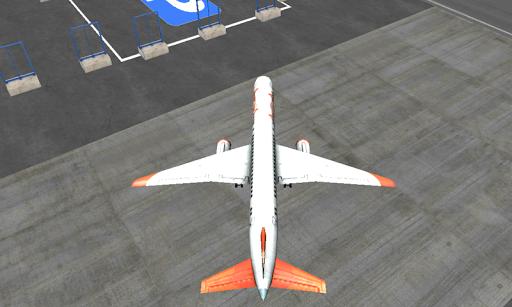 Airplane Parking 2015