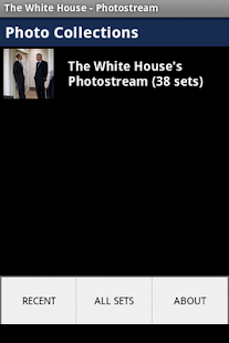 The White  House's Photostream - screenshot thumbnail
