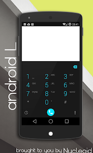 Android L Dark Theme - CM11 - screenshot thumbnail