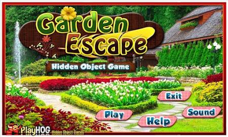 Garden Escape Hidden Objects 70.0.0 screenshot 797592