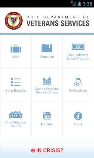 Ohio Dept of Veterans Services