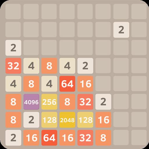 超级2048 解謎 App LOGO-APP試玩