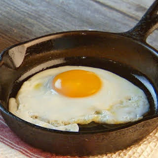 Perfect Fried Egg Every Time.