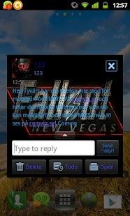 GO SMS Fallout New Vegas Theme
