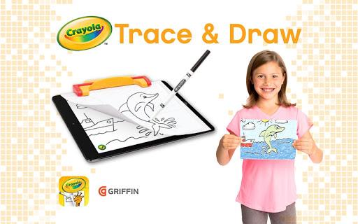 Crayola Trace Draw