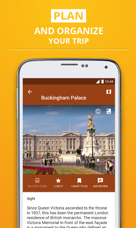 London Premium Guide- screenshot