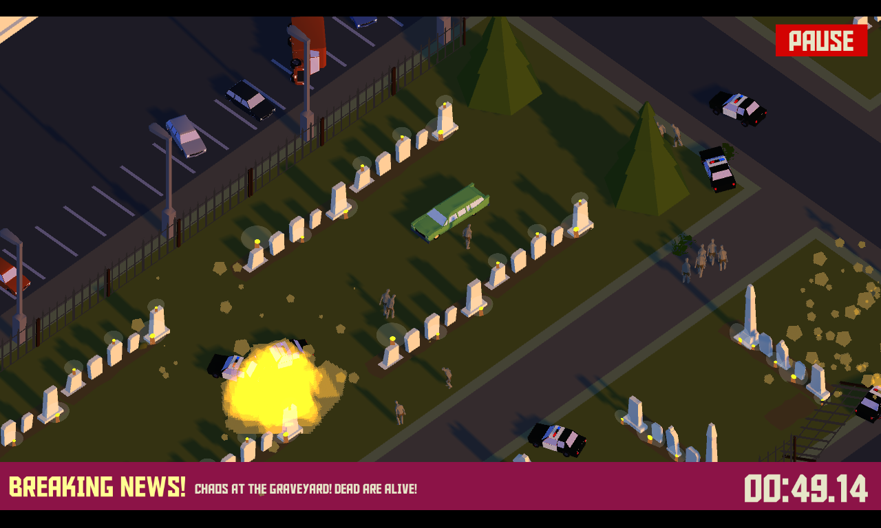 Pako - Car Chase Simulator screenshot #13