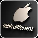 3D Apple Theme Ringtone icon