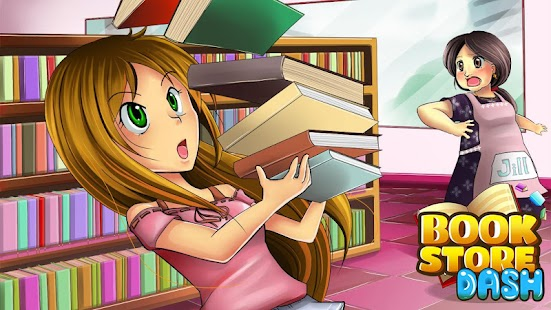 Bookstore Dash - screenshot thumbnail