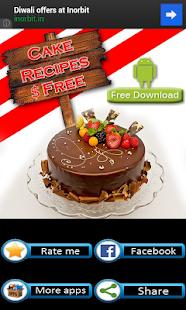【免費個人化App】Mother Day Cake Recipe-APP點子