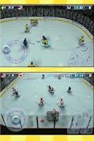Screenshot of Hockey Nations 2010