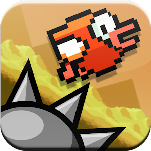 Flapping Cage: Avoid Spikes for PC and MAC