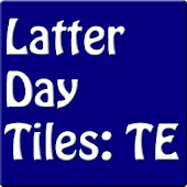 Latter Day Tiles - Temple Ed.