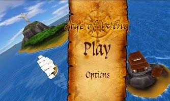 Screenshot of Age Of Wind 2 Free
