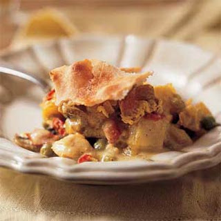 Curried-Chicken Potpie.