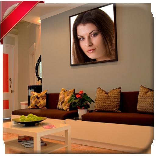 可爱的室内装饰相框 攝影 App LOGO-硬是要APP