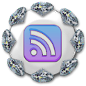 ICON SET|JeweledBubbles icon
