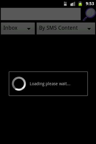 Search Delete SMS