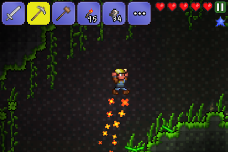 Terraria - screenshot thumbnail